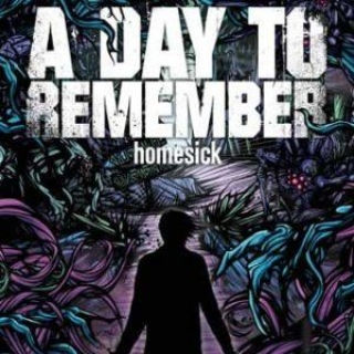 A Day To Remember | Hardcoremp3's Blog A Day To Remember Homesick Album Cover